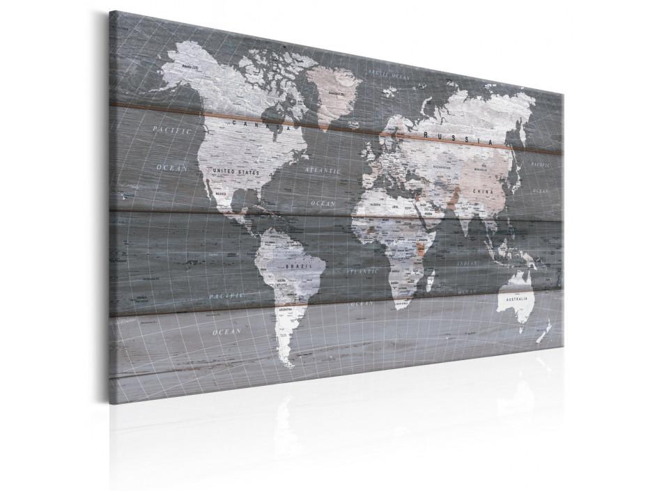 Tableau  The Grey Earth