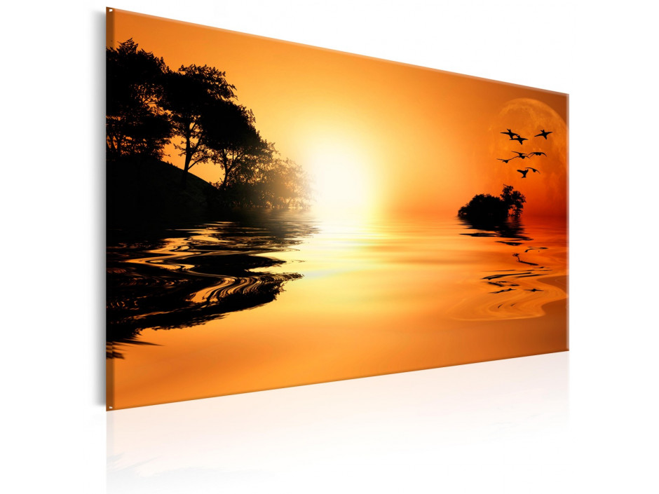 Tableau - The Island of the Setting Sun