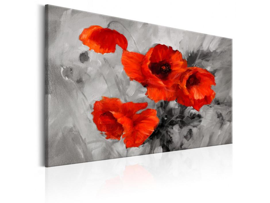Tableau - Steel Poppies