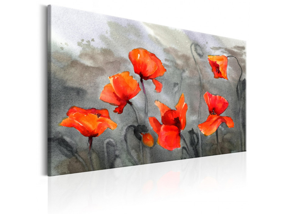 Tableau - Poppies (Watercolour)