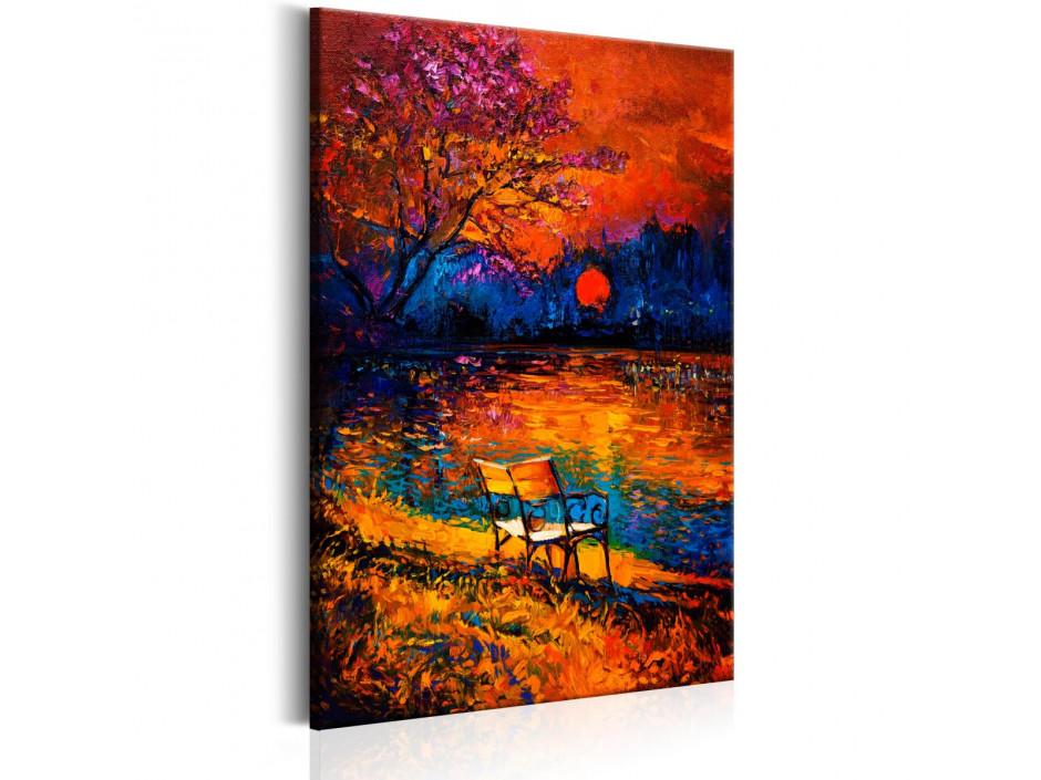 Tableau - Colours of Autumn