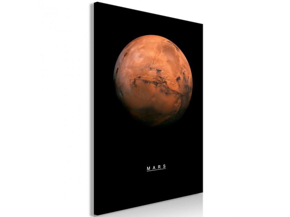 Tableau  Mars (1 Part) Vertical
