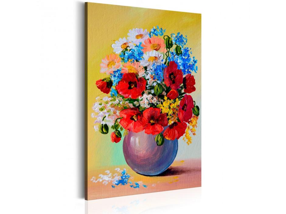 Tableau  Bunch of Wildflowers