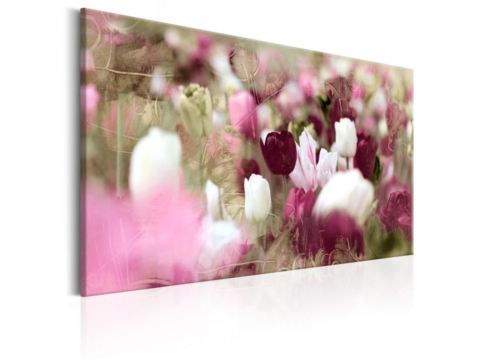 Tableau  Meadow of Tulips
