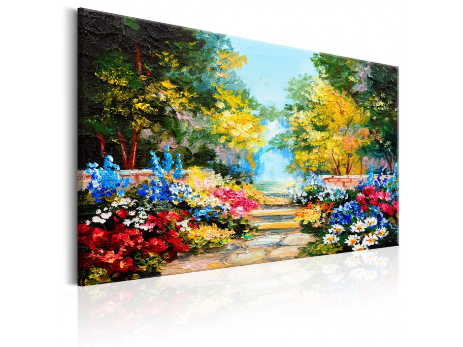 Tableau - The Flowers Alley