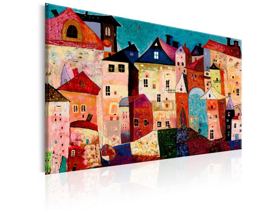 Tableau  Artistic City
