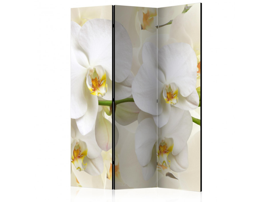 Paravent 3 volets  Orchid Branch [Room Dividers]