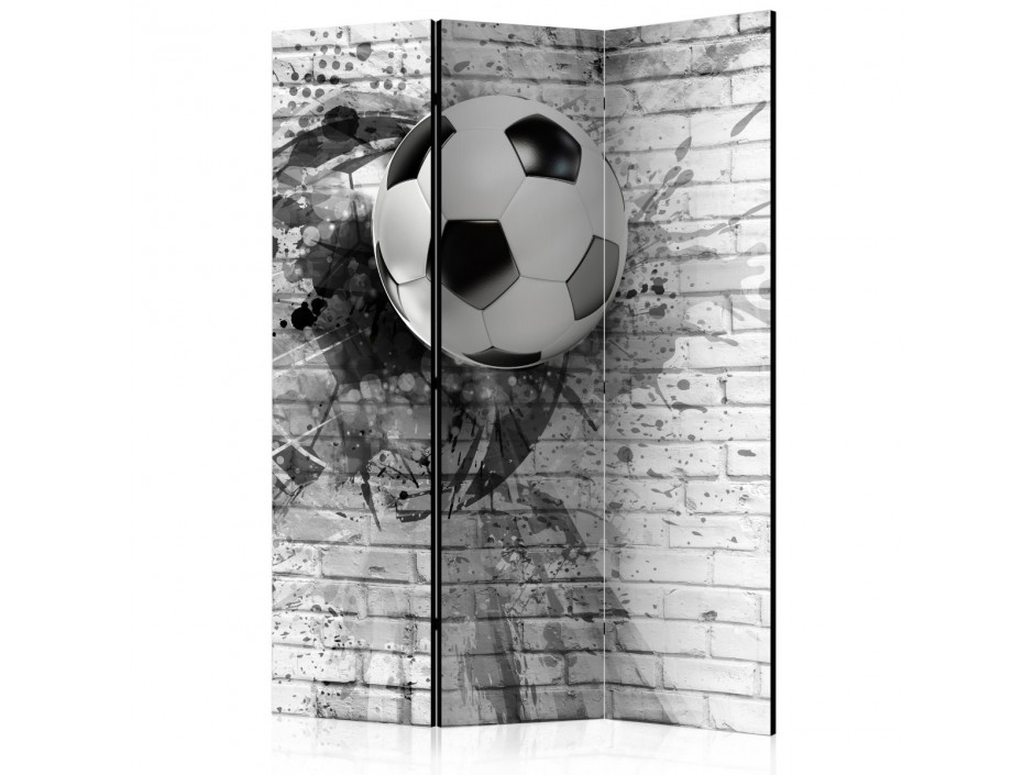 Paravent 3 volets  Dynamic Football [Room Dividers]