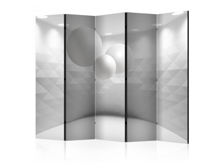 Paravent 5 volets  Geometric Room [Room Dividers]