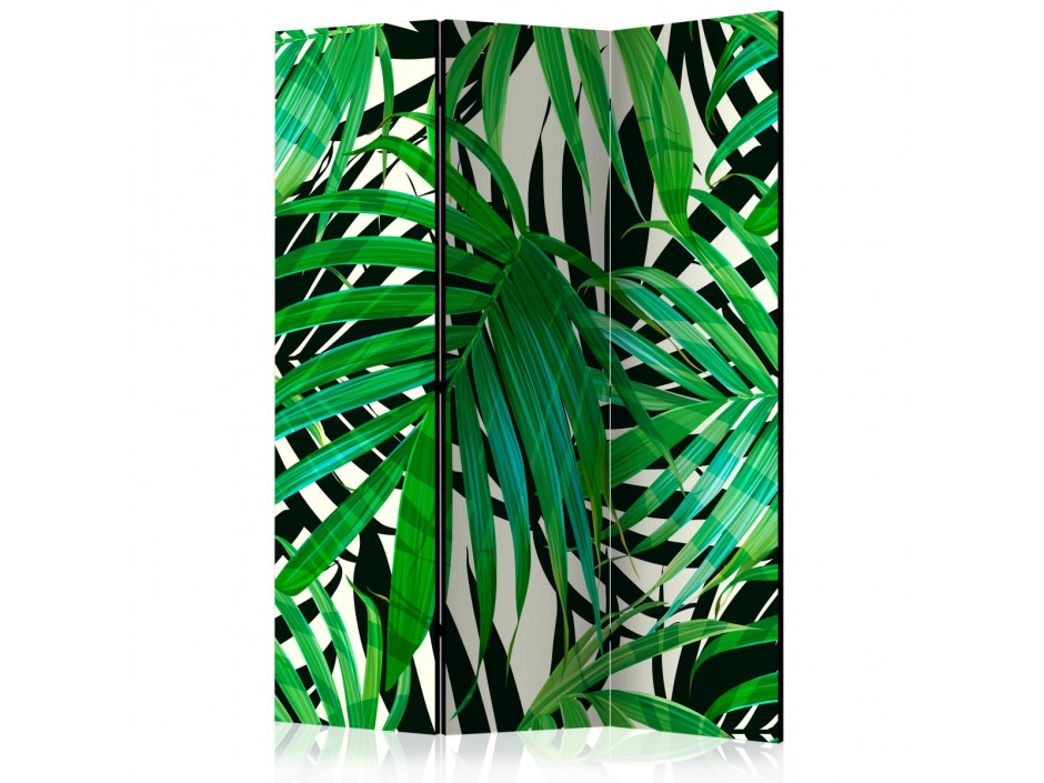 Paravent 3 volets  Tropical Leaves [Room Dividers]