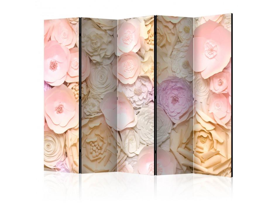 Paravent 5 volets  Flower Bouquet [Room Dividers]