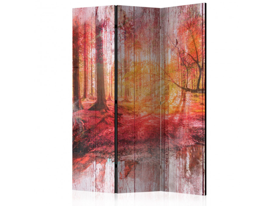 Paravent 3 volets  Autumnal Forest [Room Dividers]