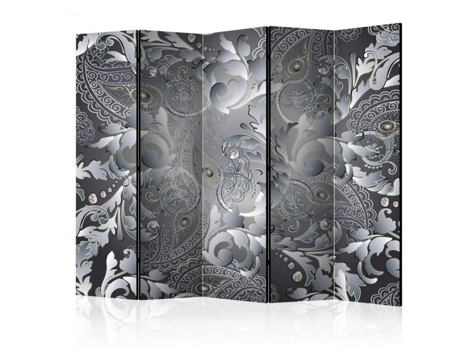 Paravent 5 volets  Oriental Pattern [Room Dividers]