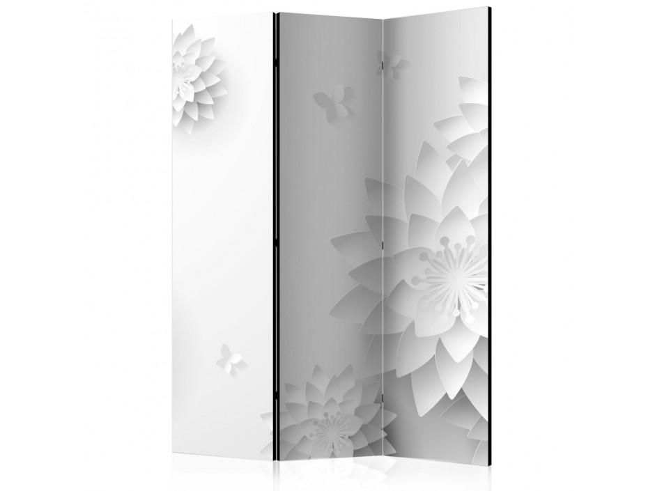 Paravent 3 volets  Oriental Flowers [Room Dividers]
