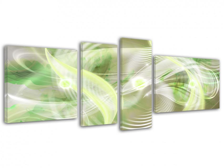 Tableau toile design abstrait LIGNES