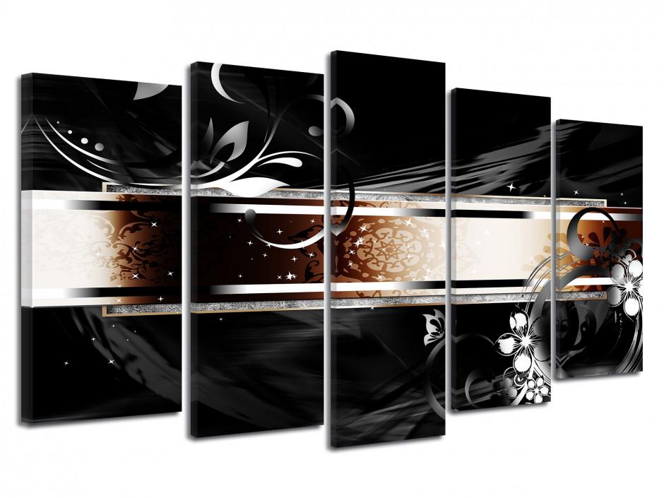 Tableau toile décoration abstraite HAMMAM