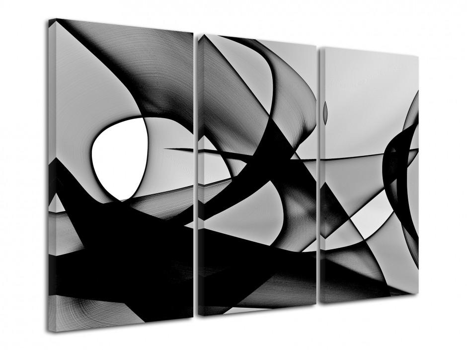Tableau toile design abstrait ENERGIE