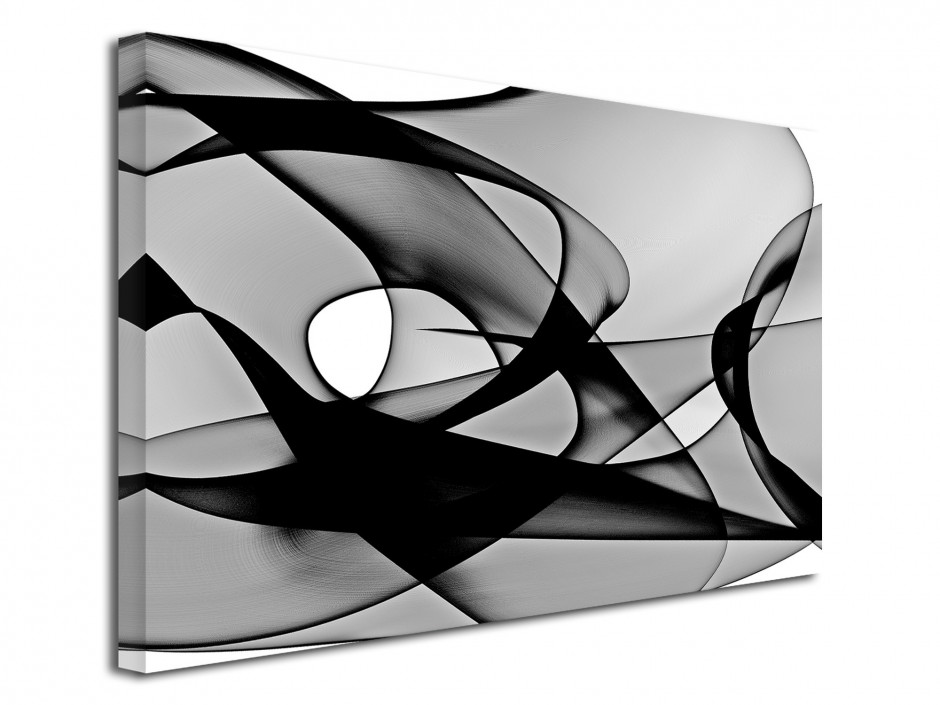 Tableau toile déco design VORTEX