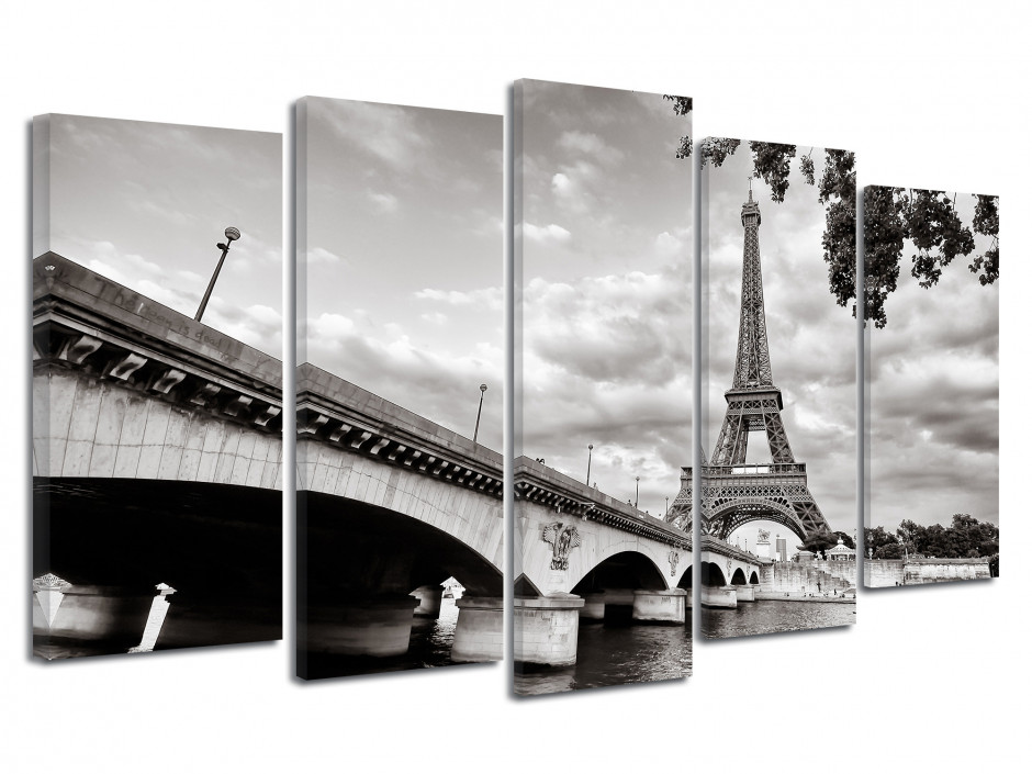 Tableau toile Quintyque Paris