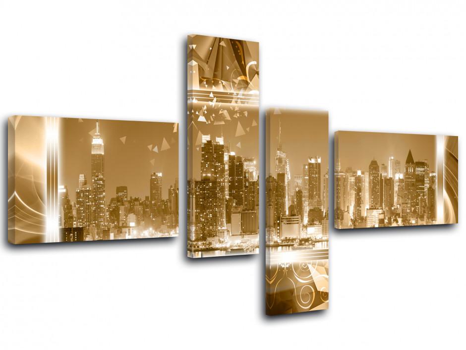Tableau toile NEW YORK BUILDINGS