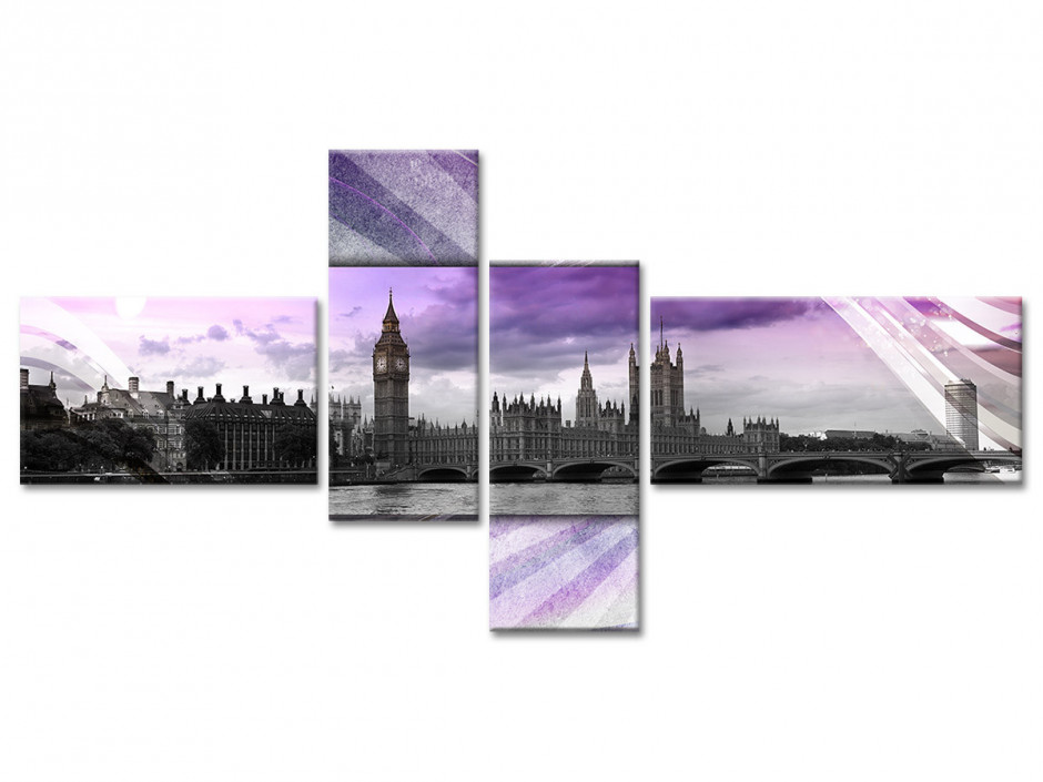 Tableau toile photo LONDON