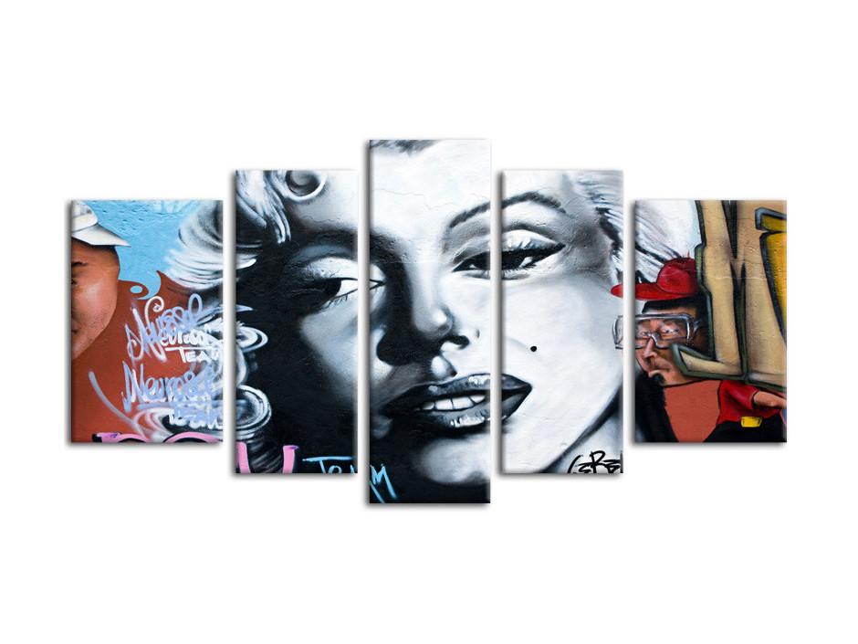 Tableau déco design Graffiti