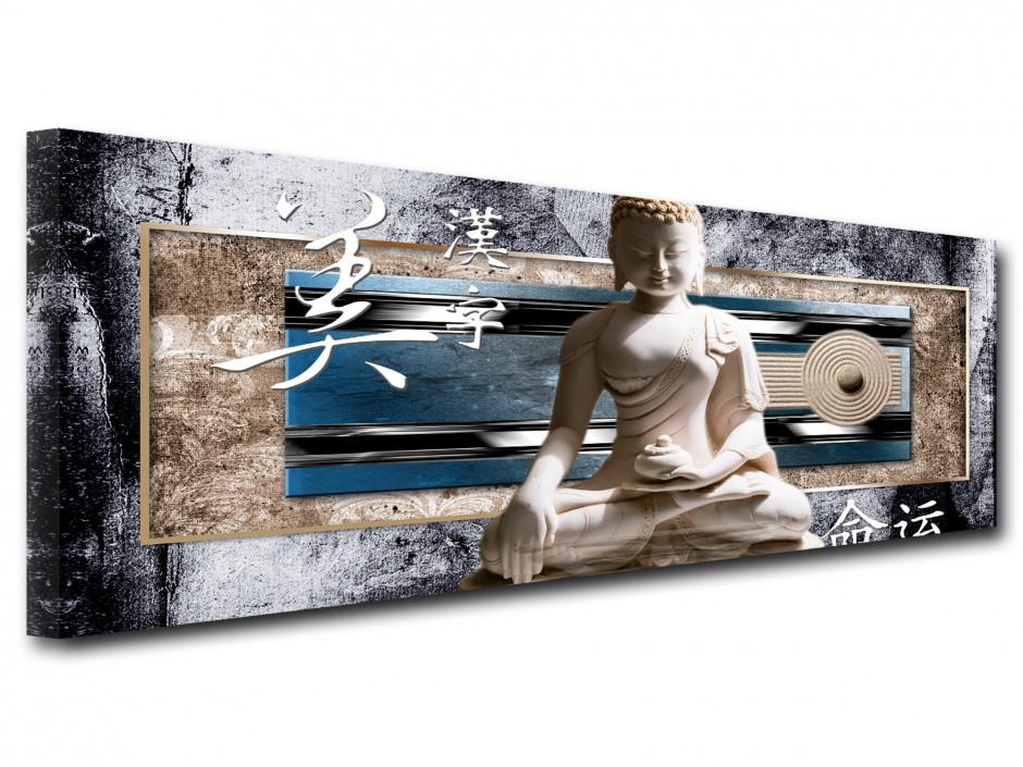 Tableau toile panoramique JAPON