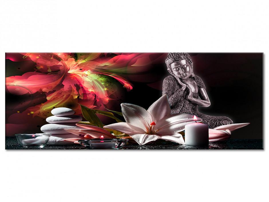 Tableau toile décoration zen SÉRÉNITÉ