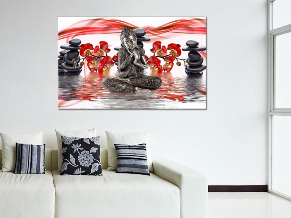 Tableau toile décoration ZEN FEELING