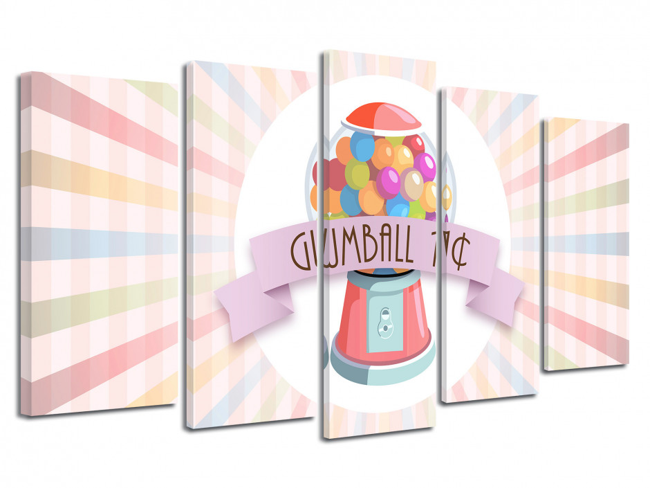 Tableau design Quintyque Gumball