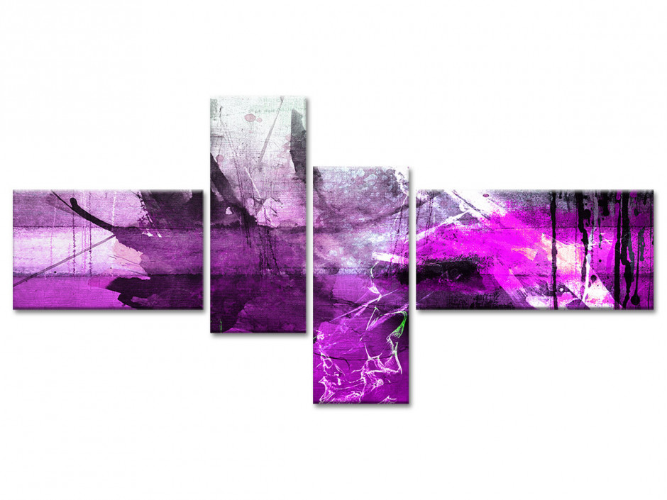 Cadre deco design abstrait ALUDRA